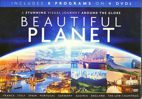 Beautiful Planet - 8 Program Collection (Boxset) DVD Movie