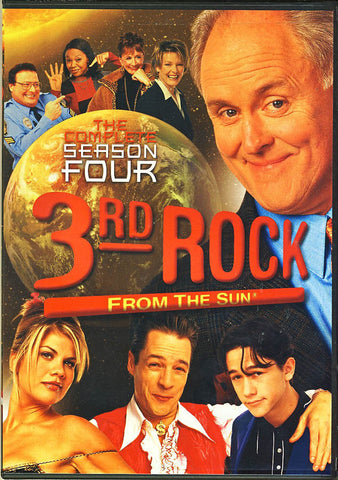 3rd Rock From The Sun - Season 4 DVD Movie