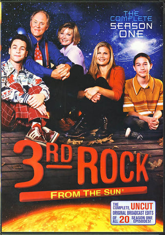 3rd Rock From The Sun - Season 1 DVD Movie