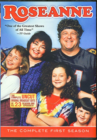 Roseanne - The Complete First (1) Season (Boxset) DVD Movie