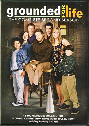 Grounded For Life - Season 2 (Boxset) DVD Movie