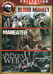 Maneater Series Collection Vol. 1 (Blood Monkey, Maneater, In the Spider's Web) (Boxset)