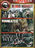 Maneater Series Collection Vol. 1 (Blood Monkey, Maneater, In the Spider's Web) (Boxset) DVD Movie