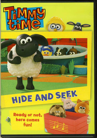 Timmy Time - Hide And Seek (LG) DVD Movie
