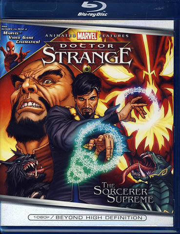Doctor Strange - The Sorcerer Supreme (Blu-ray) (LG) BLU-RAY Movie