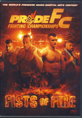 Pride Fighting Championships - Fists of Fire