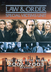 Law & Order - Special Victims Unit - The Fourth Year (Boxset)