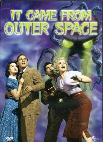 It Came from Outer Space DVD Movie