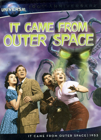It Came From Outer Space (+ Digital Copy) (Universal's 100th Anniversary) DVD Movie