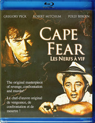 Cape Fear (Les Nerfs A Vif) (Bilingual) (Blu-ray)