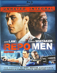 Repo Men (Repreneurs) (Bilingual) (Blu-ray)