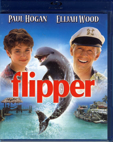 Flipper (Blu-ray) BLU-RAY Movie