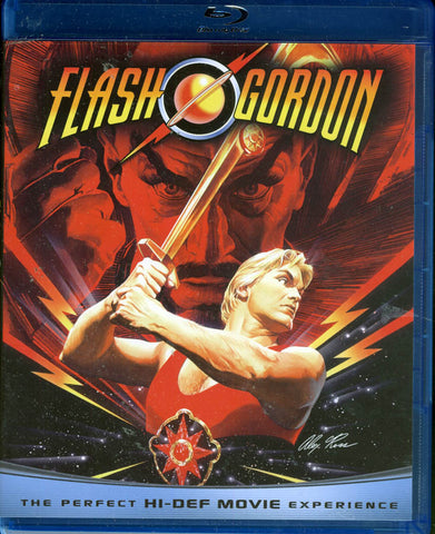 Flash Gordon (Blu-ray) BLU-RAY Movie