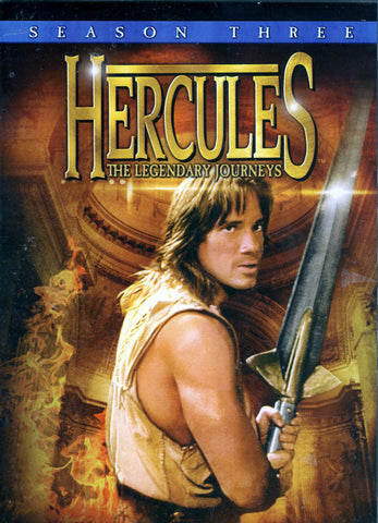 Hercules The Legendary Journeys - Season Three (Boxset) DVD Movie
