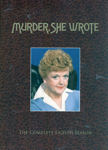 Murder, She Wrote - The Complete Eighth Season (Boxset) DVD Movie