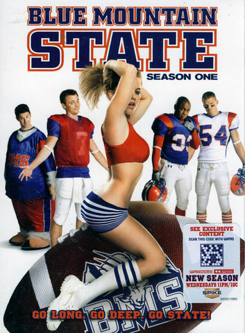 Blue Mountain State - Season One (LG) DVD Movie