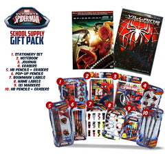 Spider-Man 2.1 (Two Disc Extended Cut) (Includes Spider-Man School Supply Gift Pack)