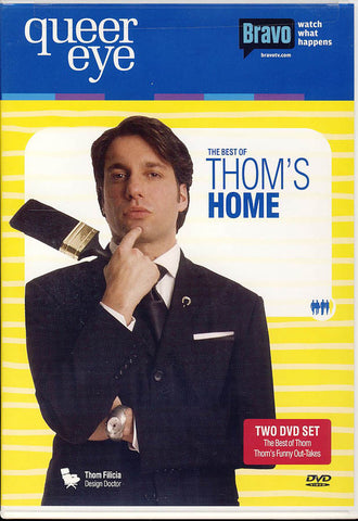 Queer Eye - The Best of Thom's Home DVD Movie