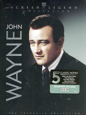 John Wayne - Screen Legend Collection (Boxset) DVD Movie