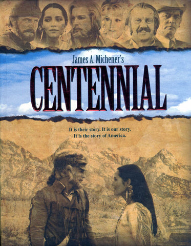 Centennial - The Complete Series (Boxset) DVD Movie