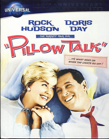 Pillow Talk (Blu-ray Book + DVD + Digital Copy) (Blu-ray) (Boxset) BLU-RAY Movie