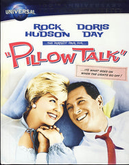 Pillow Talk (Blu-ray Book + DVD + Digital Copy) (Blu-ray) (Boxset)