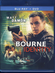 The Bourne Identity (Blu-ray + DVD) (Blu-ray)