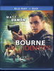 The Bourne Identity (Blu-ray + DVD) (Blu-ray) BLU-RAY Movie