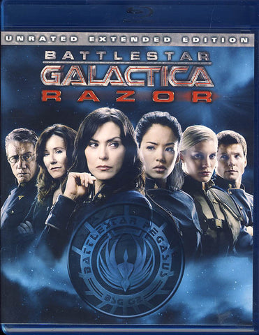 Battlestar Galactica - Razor (Blu-ray) BLU-RAY Movie