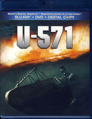U-571 (Blu-ray + DVD + Digital Copy)(Bilingual) (Blu-ray)