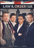 Law & Order UK - Season Two (Boxset) DVD Movie