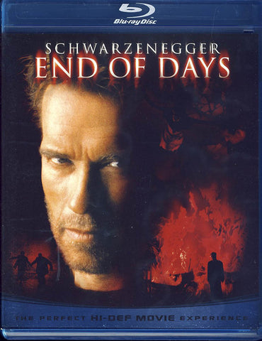 End of Days (Blu-ray) BLU-RAY Movie