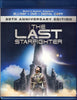 The Last Starfighter (Blu-ray + DVD + Digital Copy) (Blu-ray) BLU-RAY Movie
