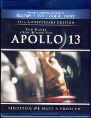 Apollo 13 (Blu-ray + DVD + Digital ) (Blu-ray)