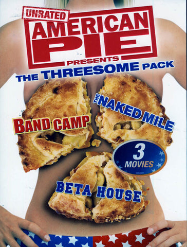 American Pie Presents - The Threesome Pack (Triple Feature) (Boxset) DVD Movie