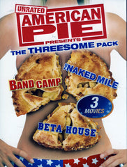 American Pie Presents - The Threesome Pack (Triple Feature) (Boxset)