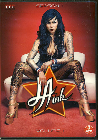 L.A. Ink - Season 1 -Vol-1 (Keepcase) (Boxset) DVD Movie