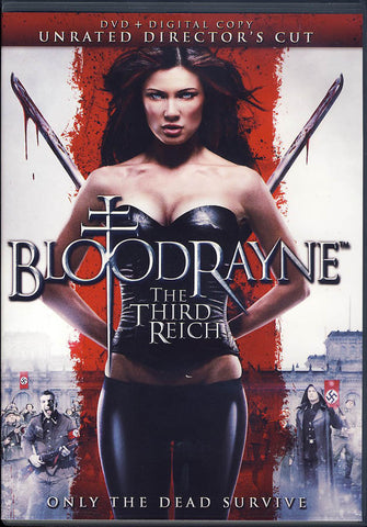 BloodRayne - The Third Reich (Unrated Director's Cut + Digital Copy) DVD Movie