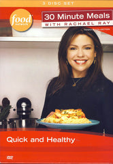 30 Minute Meals With Rachel Ray - Quick & Healthy (Boxset)