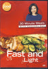 30 Minute Meals with Rachael Ray - Fast & Light DVD Movie