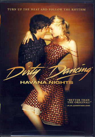 Dirty Dancing - Havana Nights (LG) DVD Movie