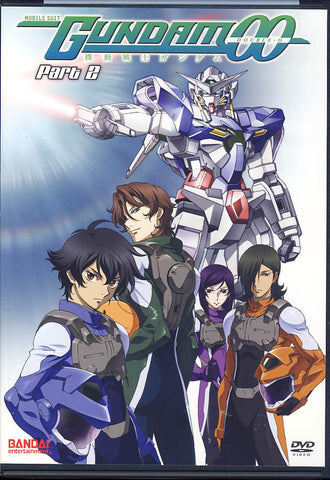 Gundam 00 - Season One (1) - Part 2 DVD Movie