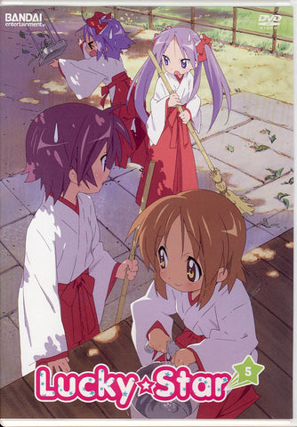 Lucky Star - Vol. 5 DVD Movie