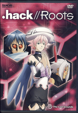 .hack//Roots - Vol. 2 DVD Movie