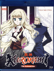 Kurokami - The Animation Volume 2 (Blu-ray)