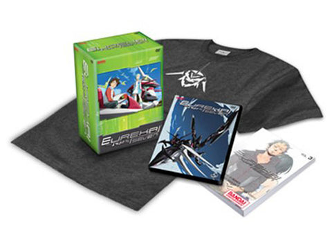 Eureka Seven - Volume 5 (Special Edition)(w/ T-shirt and Manga)(Boxset) DVD Movie