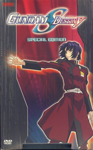 Mobile Suit Gundam Seed Destiny - Vol. 6 (Special Edition)(With T-shirt)(Boxset) DVD Movie