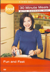 30 Minute Meals with Rachael Ray - Fun and Fast (Boxset)