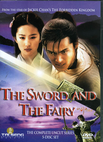 The Sword and the Fairy - The Complete Uncut Series (Boxset) DVD Movie