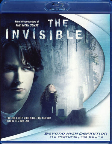 The Invisible (Blu-ray) BLU-RAY Movie